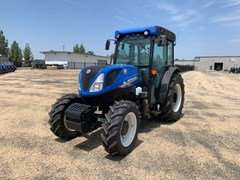 Tractor For Sale 2021 New Holland T4.110F , 93 HP