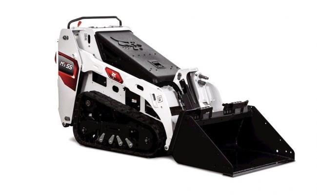 2021 Bobcat MT55 Compact Loader-Walk Behind For Sale