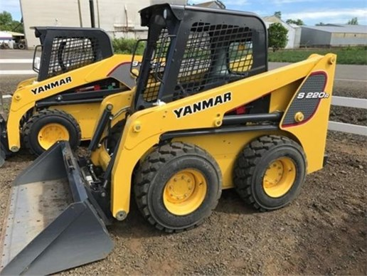 Skid Steer For Sale: 2016 Yanm[...]
