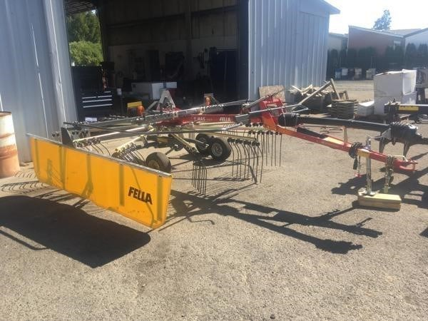 2017 Fella TS456T Tedder For Sale