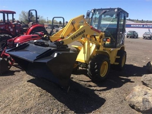 Wheel Loader For Sale: 2016 Ya[...]