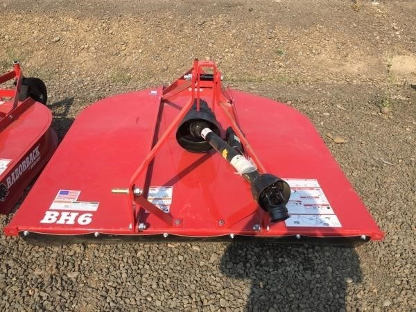2017 Bush Hog BH6 Rotary Cutter  (UNIT IS NO LONGER AVAILABLE)