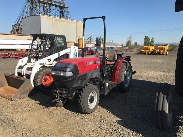 2014 Case IH FARMALL 105V Tractor For Sale