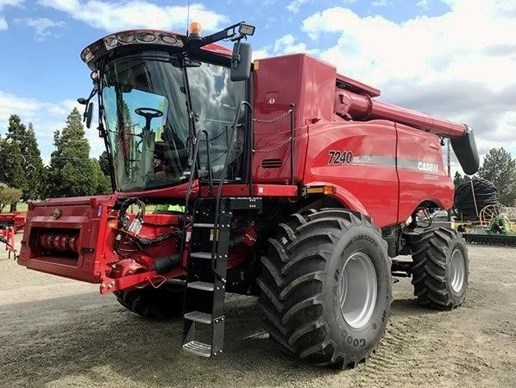 Combine For Sale: 2017 Case IH[...]
