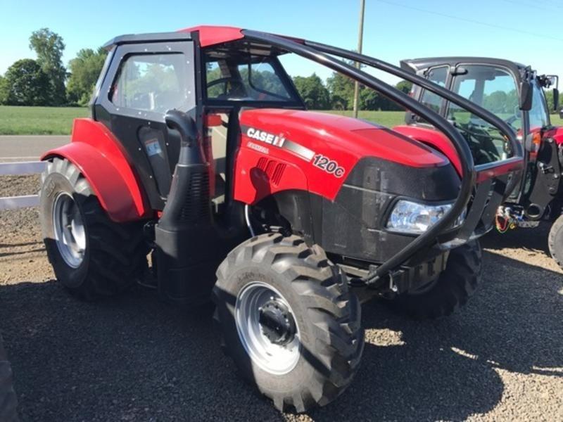 2016 Case IH FARMALL 120C Tractor For Sale