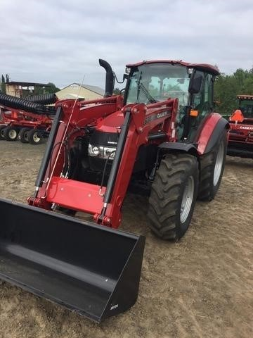 2016 Case IH FARMALL 110C Tractor For Sale