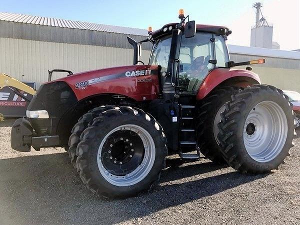 2015 Case IH MAGNUM 280 CVT Tractor For Sale