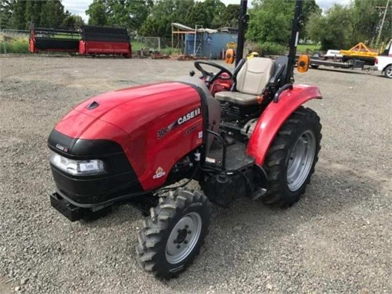 2016 Case IH FARMALL 30C Tractor For Sale