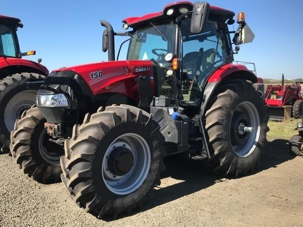 2016 Case IH MAXXUM 150 Tractor  (UNIT IS NO LONGER AVAILABLE)
