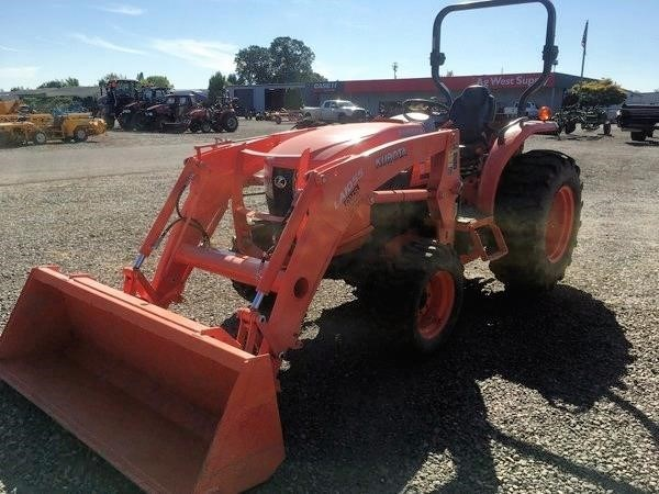 2013 Kubota L4760 Tractor For Sale