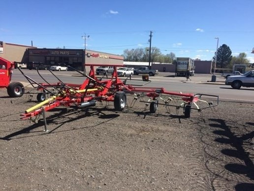 Tedder For Sale: 2016 Massey F[...]