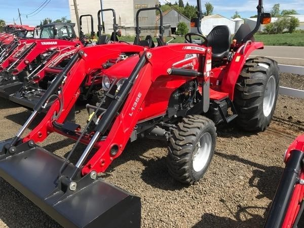 2017 Massey Ferguson 2705E Tractor For Sale