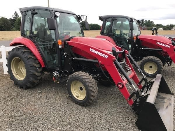 2017 Yanmar YT359 Tractor  (UNIT IS NO LONGER AVAILABLE)
