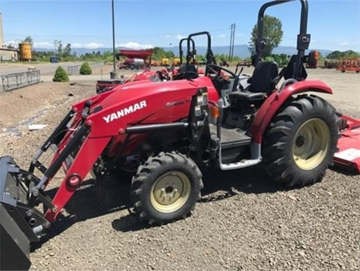 Tractor For Sale: 2016 Yanmar [...]