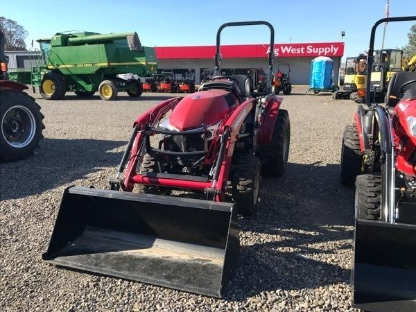 2016 Yanmar YT235 Tractor  (UNIT IS NO LONGER AVAILABLE)