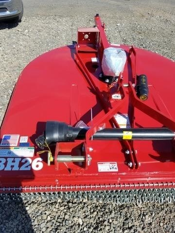 2017 Bush Hog BH26 Rotary Cutter  (UNIT IS NO LONGER AVAILABLE)
