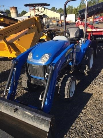 2012 New Holland BOOMER 25 Tractor For Sale