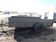 Utility Trailer For Sale 2004 Carry-On 7X14