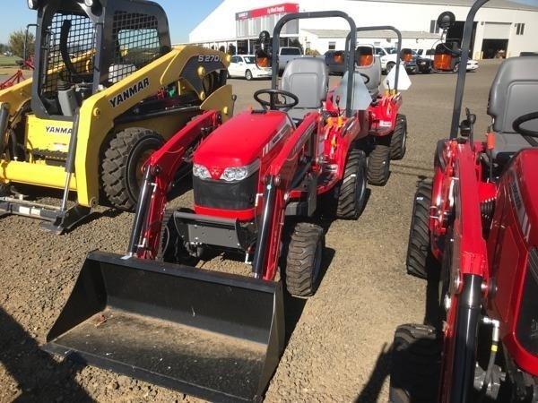 2017 Massey Ferguson GC1715 Tractor  (UNIT IS NO LONGER AVAILABLE)