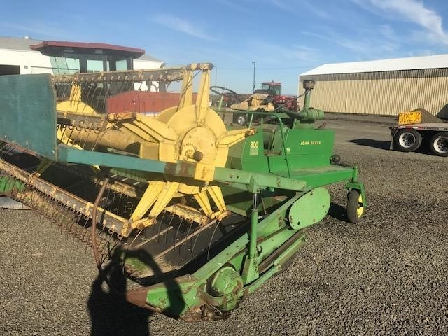 John Deere 800 Mower Conditioner  (UNIT IS NO LONGER AVAILABLE)