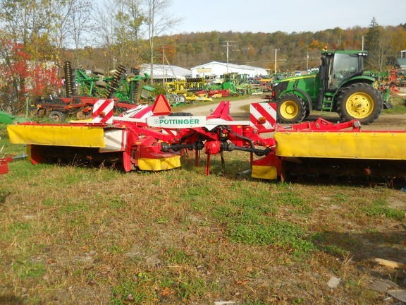 2012 Pottinger V10/351 Mower Conditioner For Sale
