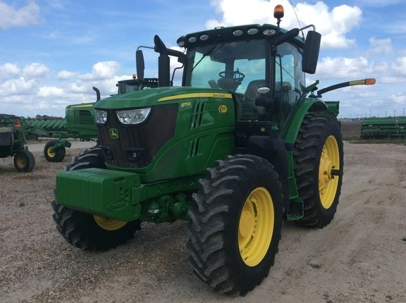 2016 John Deere 6175R Tractor For Sale