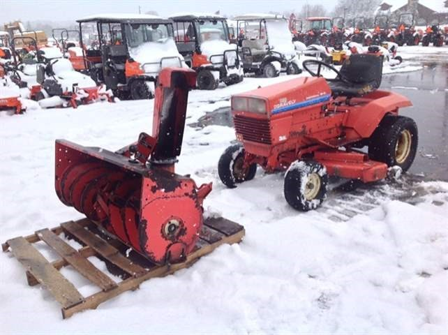 1986 Gravely 18-G Riding Mower For Sale