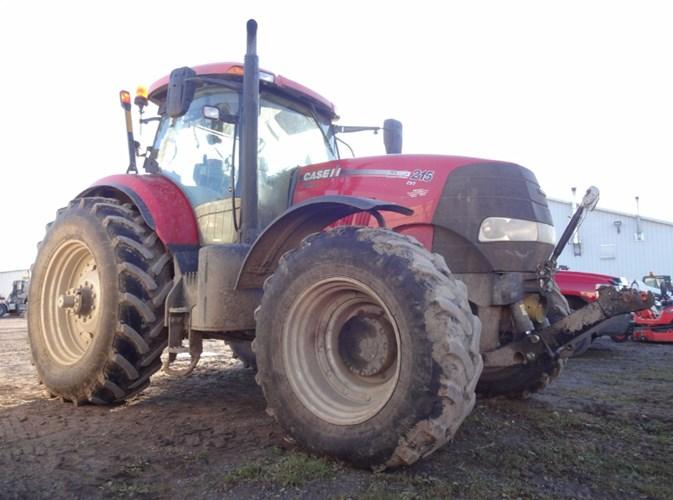 2014 Case IH Puma 215 Tractor For Sale