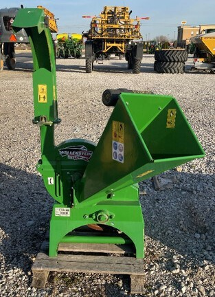 Wallenstein WLBX32SG Chipper-Hand Fed For Sale
