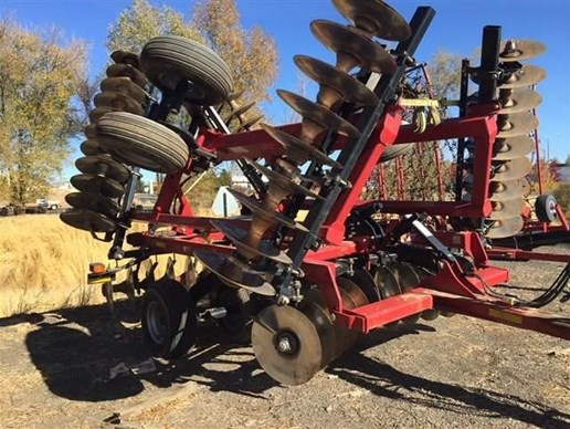 Disk Harrow For Sale: 2014 Cas[...]