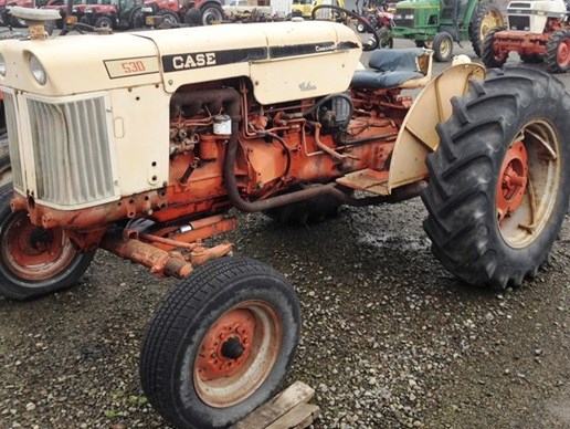 Tractor For Sale: 1965 Case 53[...]