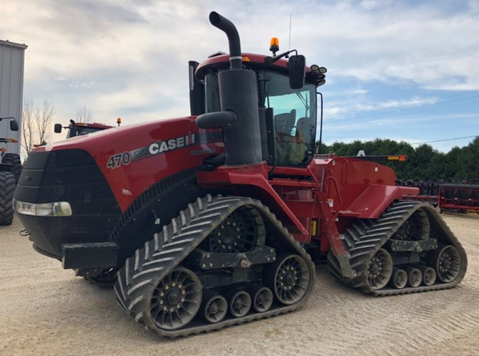 2017 Case IH Steiger 470  Tractor For Sale