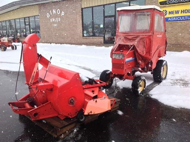 1985 Gravely 8173KT Riding Mower For Sale