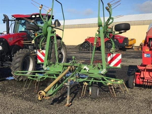 Krone KW 5.35/4 Tedder  (UNIT IS NO LONGER AVAILABLE)