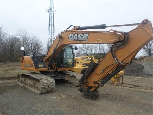 2015 Case CX210C Excavator-Track For Sale
