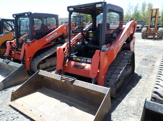 2015 Kubota SVL75-2 Skid Steer-Track For Sale