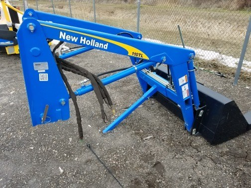 2014 New Holland 110TL Front End Loader Attachment For Sale