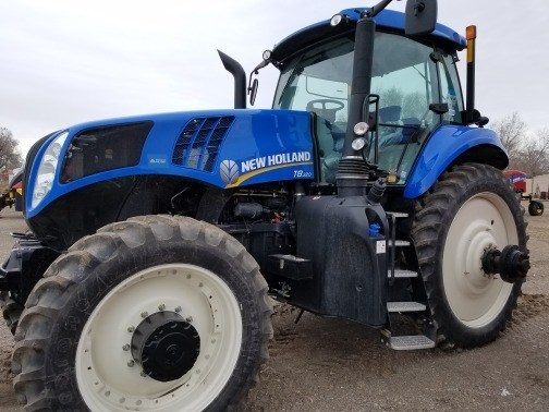 2016 New Holland T8.320 Tractor For Sale