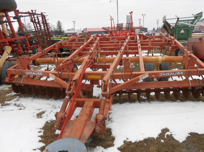 Krause 3115 Mulch Finisher For Sale