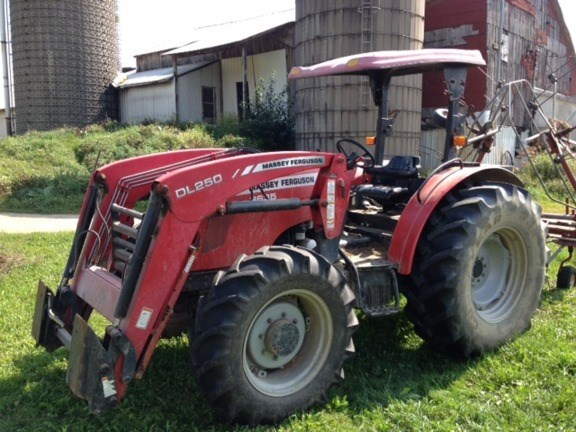 2006 Massey Ferguson 3635 Tractor For Sale