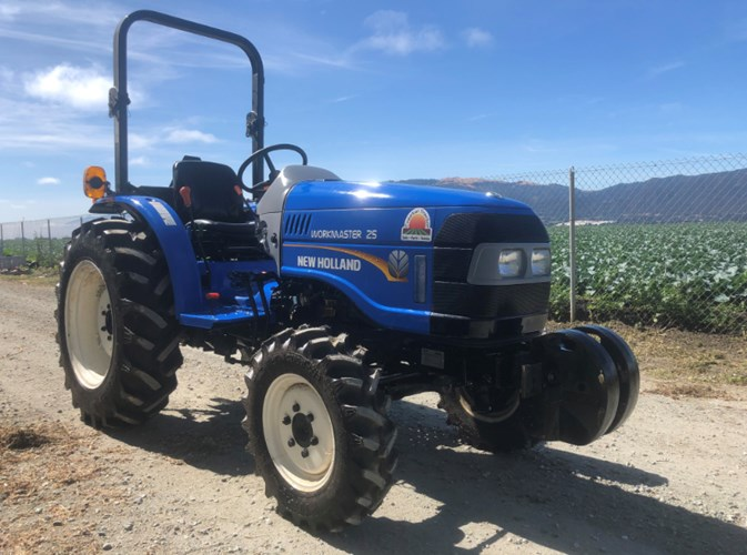 2020 New Holland Workmaster 25 Tractor - Compact For Sale