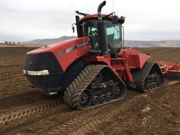 2012 Case IH STEIGER 550 QUADTRAC Tractor For Sale