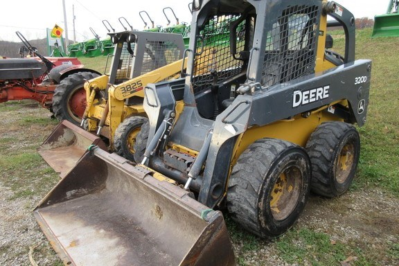 2012 John Deere 320D Skid Steer For Sale