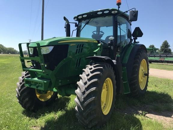 2017 John Deere 6155R Tractor - Row Crop For Sale
