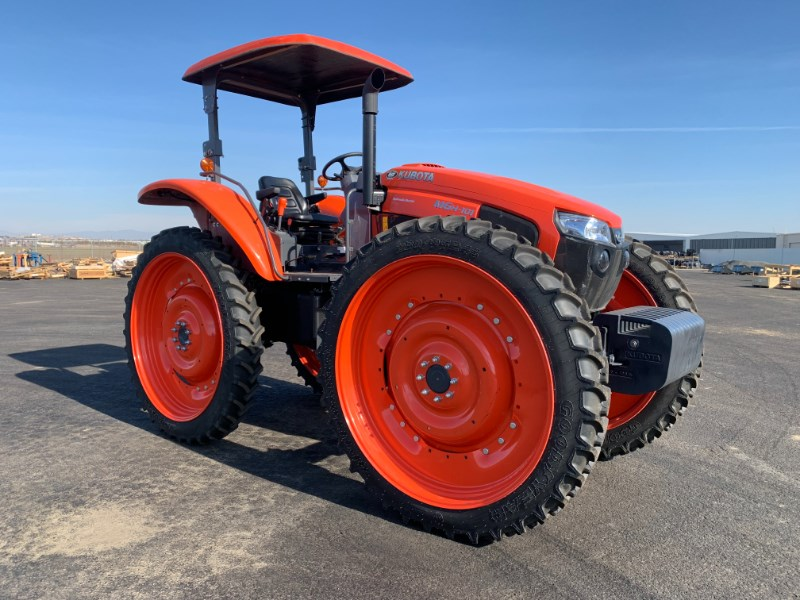 2021 Kubota M6H-101 Tractor For Sale
