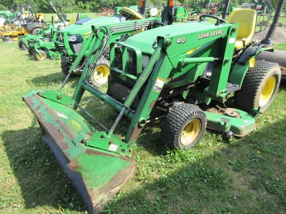 John Deere 4010 Tractor For Sale