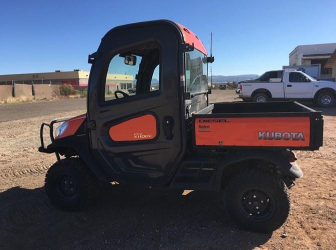 Kubota RTV-X1100CWL Utility Vehicle For Sale
