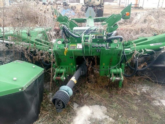 2012 John Deere 131 FRONT MOWER Mower Conditioner For Sale
