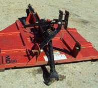 Kodiak Well built 3pt 5' Kodiak brush hog mower w/ slip c Thumbnail 1