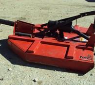 Kodiak Well built 3pt 5' Kodiak brush hog mower w/ slip c Thumbnail 2
